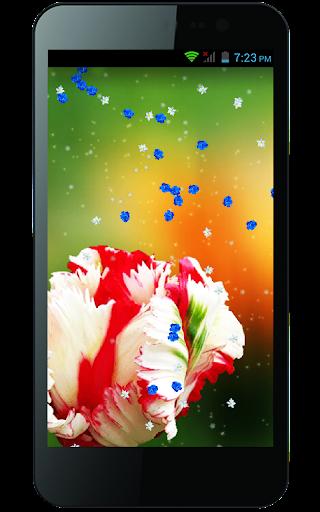 Best Flowers Live Wallpaper