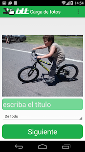BTT Bicicletas todo terreno- screenshot thumbnail