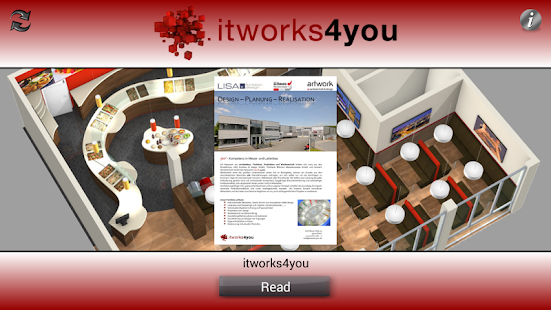 itworks4you Messe-/Ladenbau- screenshot thumbnail