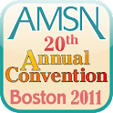 AMSN 20th Annual Convention logo