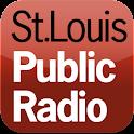 St. Louis Public Radio App logo