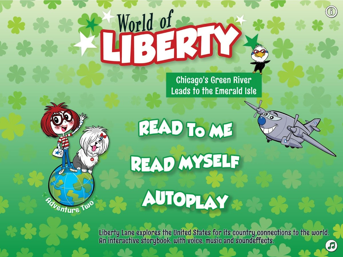 World of Liberty, Adventure 2- screenshot