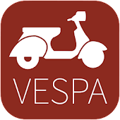 Vespa Scooters - EBG