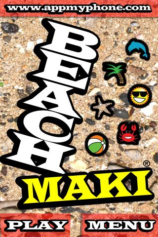 Beach Maki Lite - screenshot