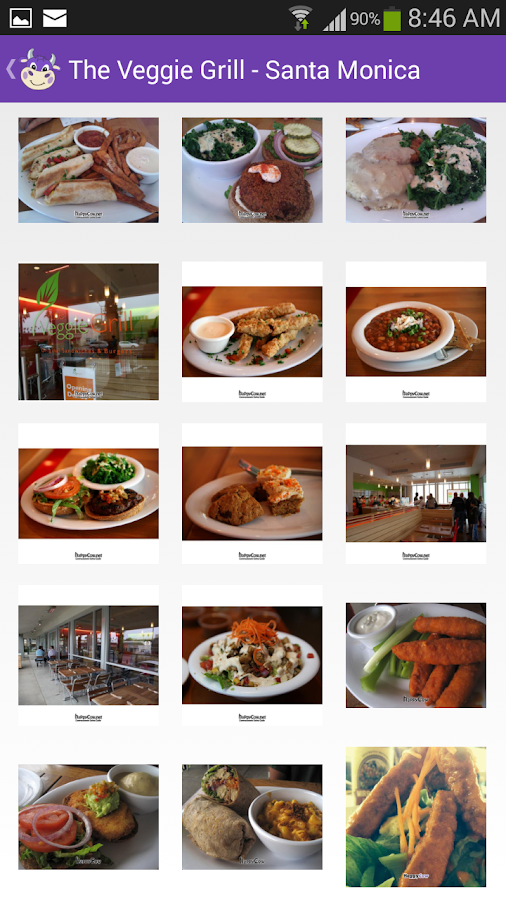 HappyCow Restaurant Guide FULL- screenshot