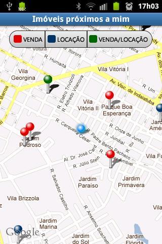 IGP Imobiliária- screenshot