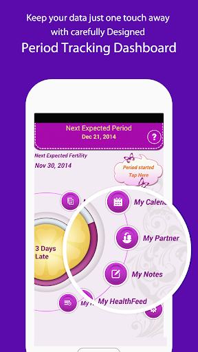 Ovulation & Period Calendar - Android Apps on Google Play