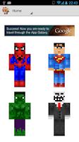 Screenshot of McPe Skins