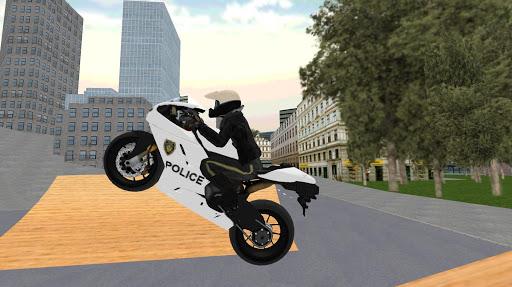 Police Motorbike Simulator 3D 1.14 screenshots 2