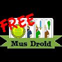 Mus Free logo