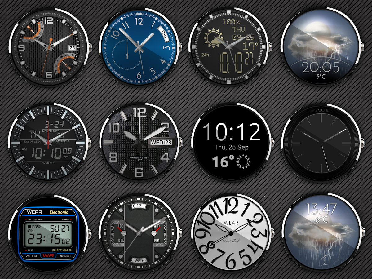 Download Samsung Gear S Watch Faces Design Software