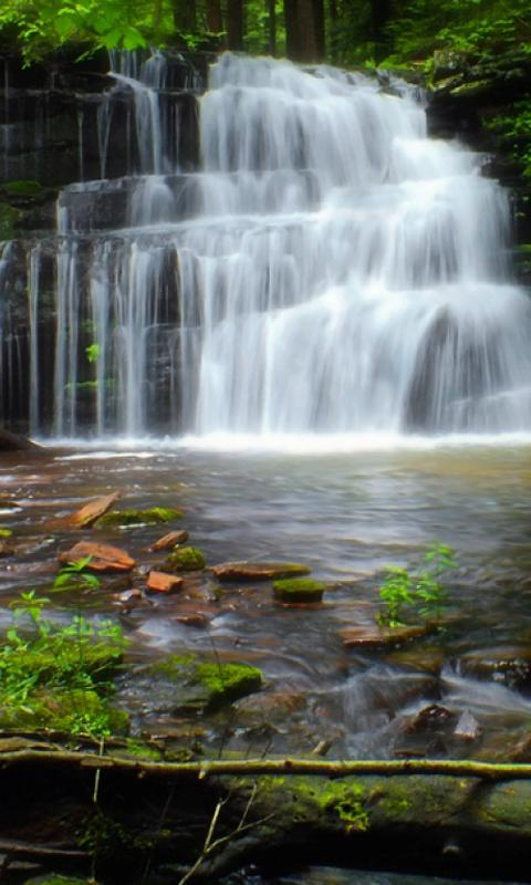 Waterfall Wallpapers - screenshot