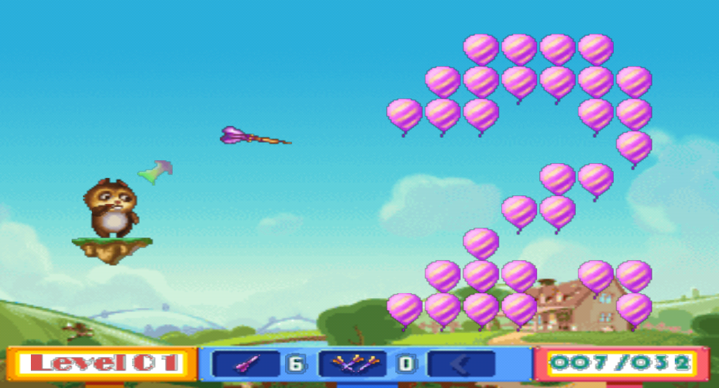 Balloon Archer- screenshot