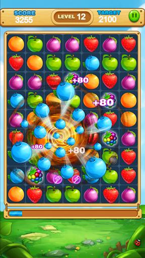 玩解謎App|フルーツブリッツ - Fruit Blitz免費|APP試玩
