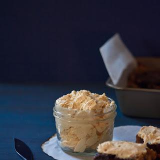 Pumpkin Caramel Latte Brownies