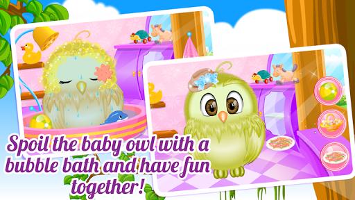 玩免費休閒APP|下載嬰兒貓頭鷹護理 app不用錢|硬是要APP