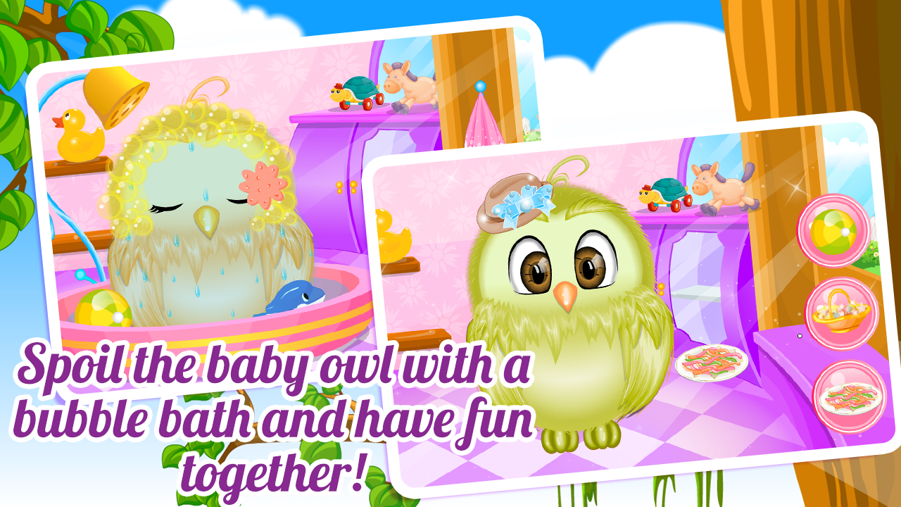 baby owl care android apps on google play