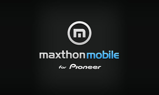 Maxthon Fast Pioneer Browser