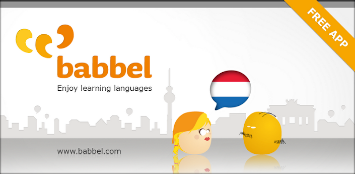 Imparare l'olandese con Babbel
