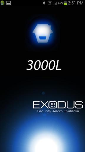EXODUS GSM 3000L ALARM APP