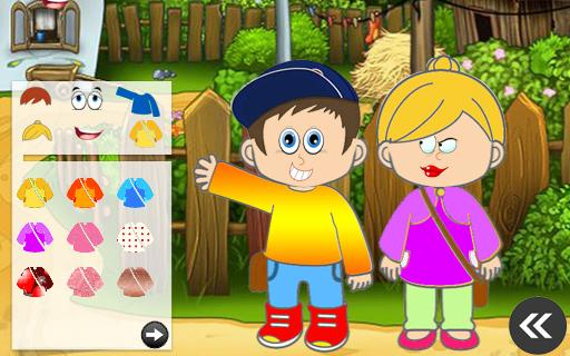 Dress up for kids and toddlers