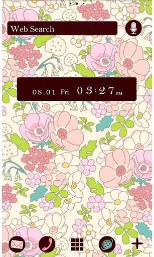 甜蜜罂粟花 for[+]HOME