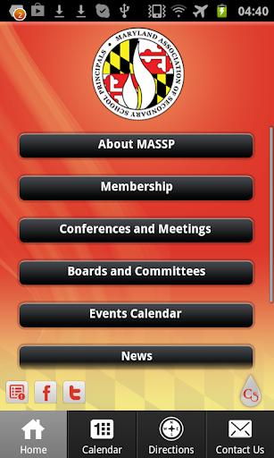 【免費教育App】Maryland ASSP-APP點子