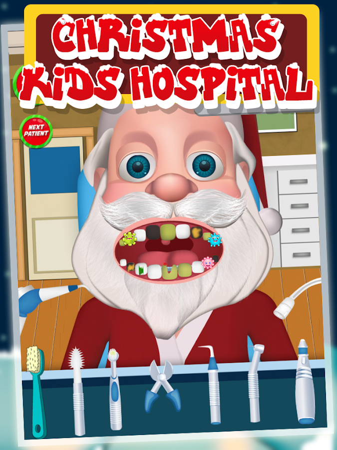 Christmas Kids Hospital- screenshot
