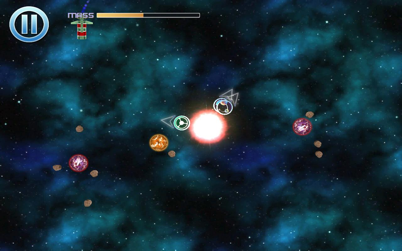 Galactic - screenshot