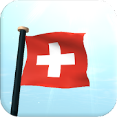 Switzerland Flag 3D Free