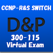 300-115 CCNP-RS SWITCH Virtual