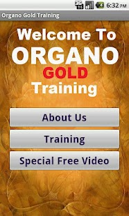 Organo Gold Business - screenshot thumbnail