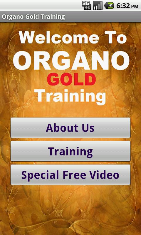 Organo Gold Business - screenshot