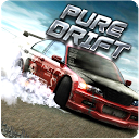Pure Drift mobile app icon
