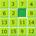 スライドパズル 15パズル icon