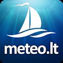 meteo.lt Buriuotojams logo