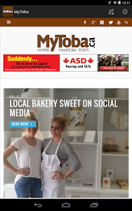 MyToba.ca News screenshot 4