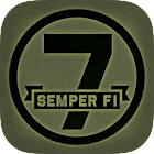7 Minute Workout Marines Ed. icon