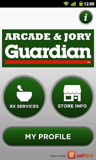 Arcade Jory Guardian Pharmacy