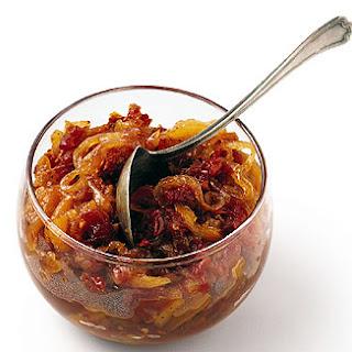 Sun-Dried Tomato Onion Jam