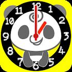 Panda Analog Clocks Widget icon