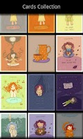 Screenshot of Teatime Greeting Cards FREE