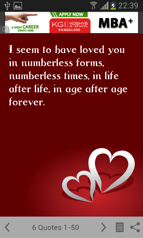 sweet valentines day poem for her - Indian Love Quotes Android Apps on Google Play