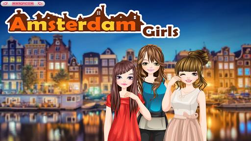 阿姆斯特丹女孩- 免費