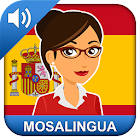 Learn Spanish with MosaLingua icon