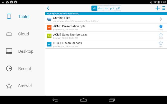 Docs To Go™ Premium Key Android 15