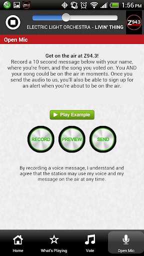 【免費音樂App】Z94.3 WZOC-APP點子
