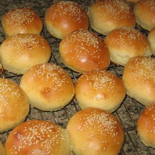 How to Make Burger Bun Recipe
