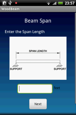 Wood Beam Design Construction Android Apps On Google Play
