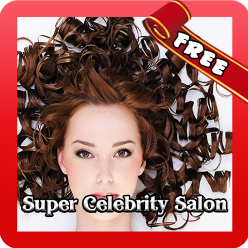 Official New Celebrity Salon LOGO-APP點子